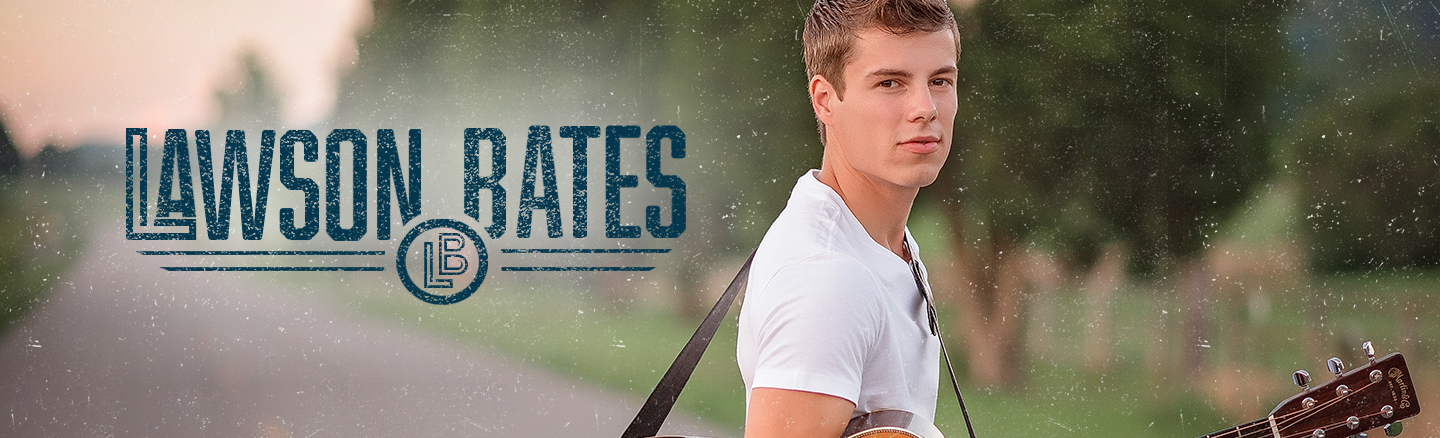 The Official Website of Lawson Bates